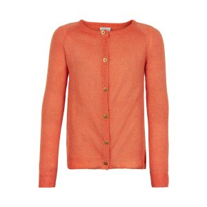 THE NEW Aya Cardigan - Nectarine