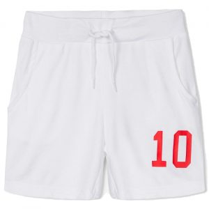 Name it Hateam shorts sæt - True Red