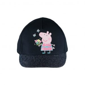 Name it Peppa Pig Molly Cap - Dark Sapphire
