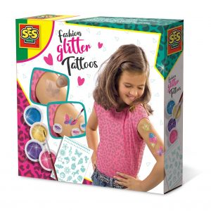 SES Creative - Fashion glitter tatoveringer