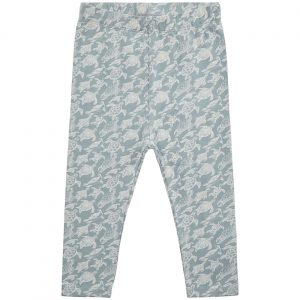 Petit by Sofie Schnoor Pelle leggings -Dusty blue